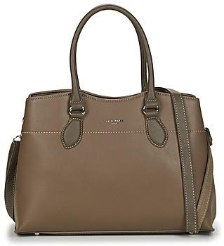 David Jones CM5352-TAUPE women's Handbags in Grey