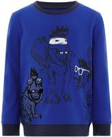 Monsoon Boys Declan Dino Sweat Top