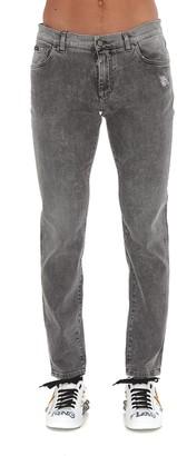 Dolce & Gabbana Mid-Rise Skinny Denim Jeans