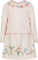 Monsoon Baby Bunny Jersey Dress