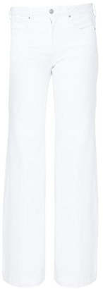 NYDJ High-Rise Wide Trouser Jeans