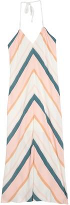 Vix Chimera Scarf Cover-Up Dress