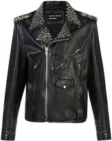 Enfants Riches Deprimes studded biker jacket