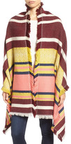 Collection XIIX Cabana Stripe Wrap