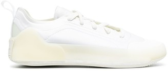 adidas by Stella McCartney Logo-Print Lace-Up Sneakers