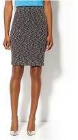 New York & Co. Bouclé Pencil Skirt