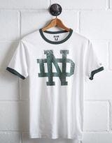 Tailgate Men's Notre Dame Irish Ringer T-Shirt