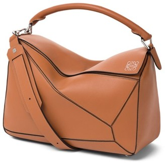 Loewe Large Puzzle Leather Bag