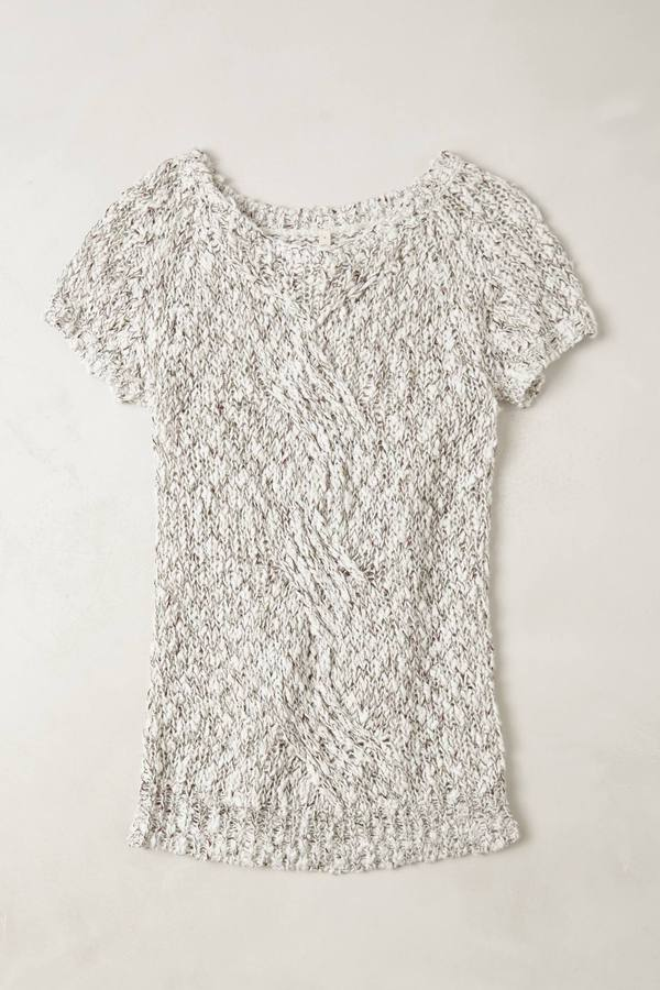 Anthropologie Juillet Sweater Tunic