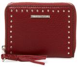Rebecca Minkoff Ava Mini Micro Stud Zip Around Wallet