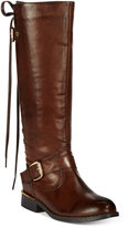 Wanted Lounge Lace-up Riding Boots