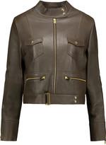 IRO Broome leather biker jacket