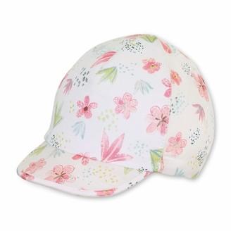 Sterntaler Baby Girls' Schirmmutze Hat