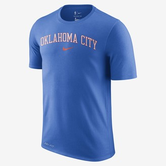 Nike Men's NBA T-Shirt Oklahoma City Thunder Dri-FIT