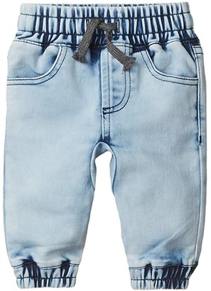 Cotton On Jasper Slouchy Jeans (Infant/Toddler) (Denim Wash) Kid's Jeans