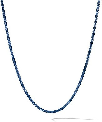 David Yurman Chain Box-Link Necklace
