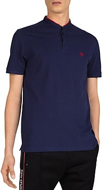 The Kooples Samson Pique Polo