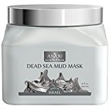 [Upgraded] Dead Sea Mud Mask 17 oz for Facial Treatment, Made in Israel