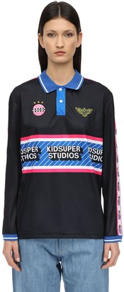 Kidsuper Studios Ksfc Techno Away Soccer Jersey