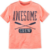 Carter's Graphic-Print T-Shirt, Little Boys (2-7)