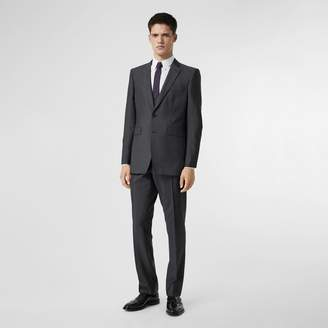 Burberry Classic Fit Wool Mohair Suit