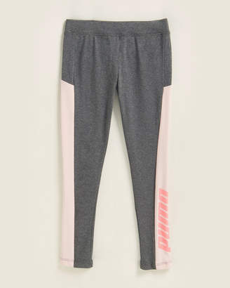 Puma Girls 7-16) Sport Pack Color Block Pants