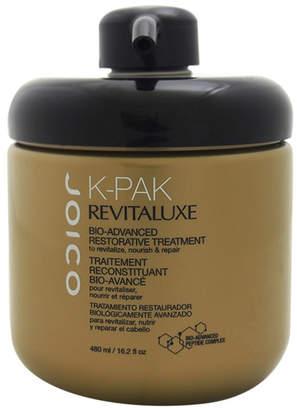 Joico 16.2Oz K-Pak Revitaluxe Bio-Advance Restorative Treatment