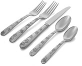Michael Aram 5-Piece Black Orchid Flatware Place Setting