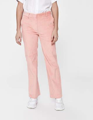 Just Female Corduroy Straight-Leg Trouser