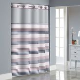 Hookless Stripe Shower Curtain with Liner