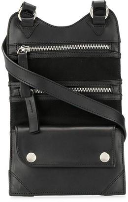 Henrik Vibskov Front Zip Crossbody Bag