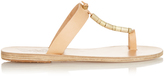 Ancient Greek Sandals Iris Column leather sandals