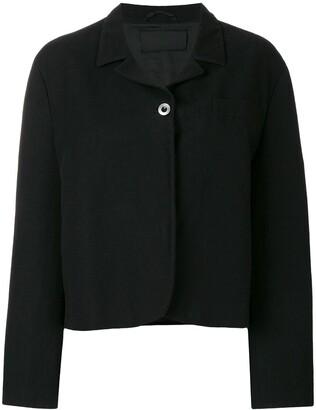 Prada Pre-Owned Boxy Shirt Jacket