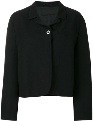 Prada Pre Owned Boxy Shirt Jacket