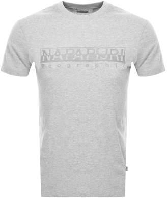 Napapijri Serber T Shirt Grey
