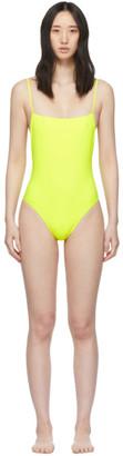 Lido Yellow Otto One-Piece Swimsuit