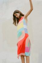 Mara Hoffman Midi Side Slit Tank Dress