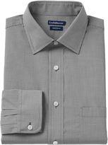 Croft & Barrow Men's Slim-Fit Checked Easy Care Dress Shirt
