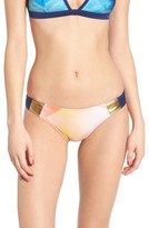 Roxy Women's Pop Surf Mini Bikini Bottoms
