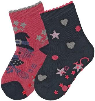 Sterntaler Baby Girls' ABS-Sockchen DP Hexe Socks
