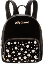 Betsey Johnson Pearl Stud Medium Backpack, a Macy's Exclusive Style