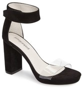 Jeffrey Campbell Women's Lindsay Ankle Strap Sandal
