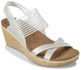 Skechers Cali Beverlee High Tea Wedge Sandal