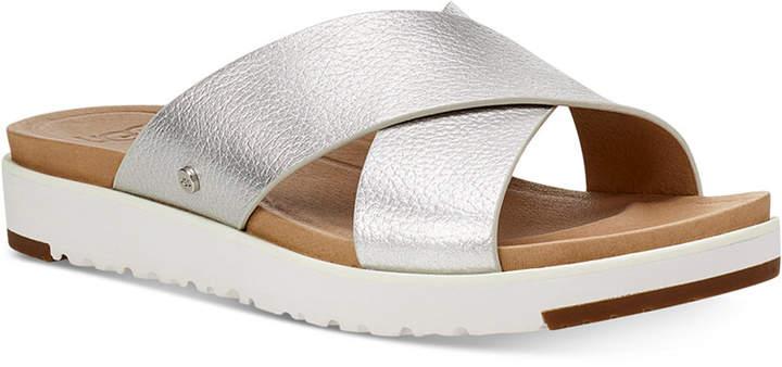 9f9b52b1375 Women Kari Slide Flat Sandals