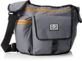 DD Sport Diaper Dude Sport Bag by Chris Pegula - Grey Sling Messenger Diaper Bag