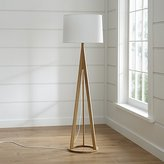 Crate & Barrel Jackson Floor Lamp