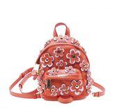 Moschino Floral Embellished Backpack