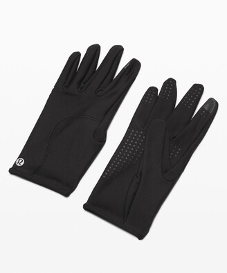 Lululemon Run for It All Gloves