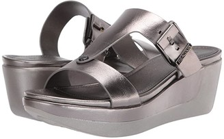 Kenneth Cole Reaction Pepea Buckle (Black) Women's Shoes