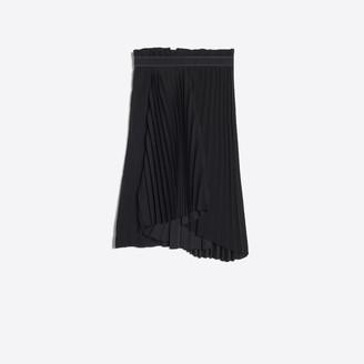 Balenciaga Fancy Pleated Skirt